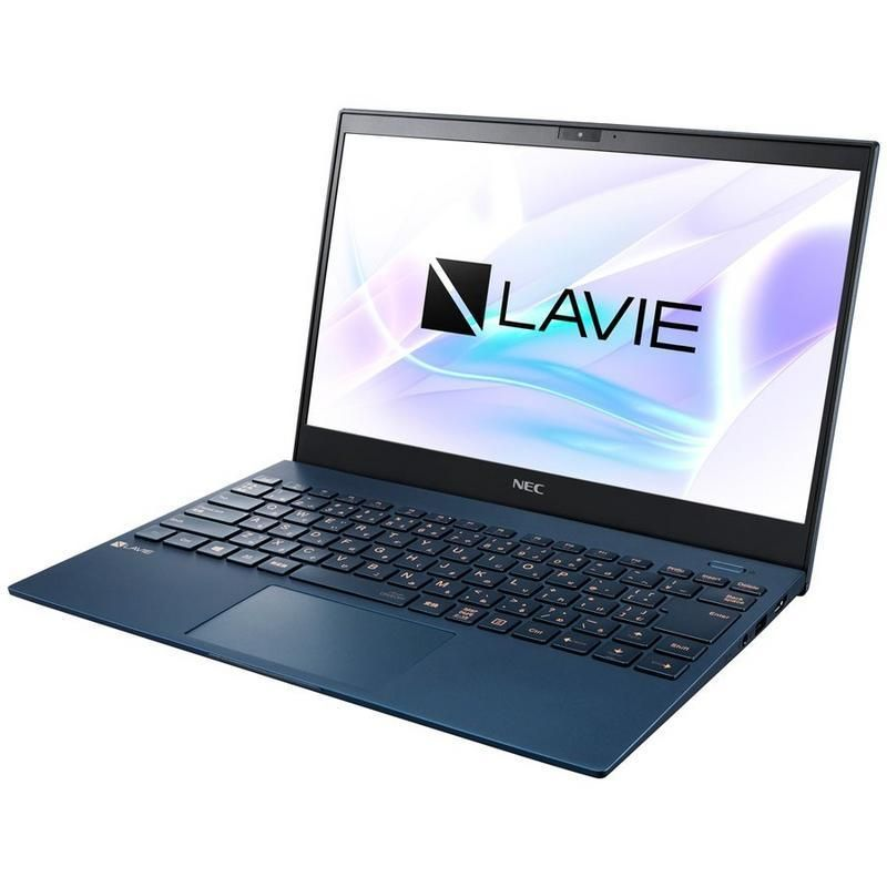 LAVIE Pro Mobile PM750/BAL PC-PM750BAL ネイビーブルー