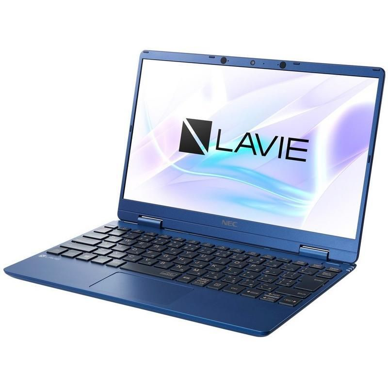 LAVIE N12 N1255/BAL PC-N1255BAL ネイビーブルー