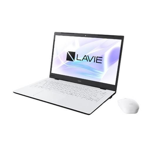 LAVIE Home Mobile HM350/PAW PC-HM350PAW パールホワイト