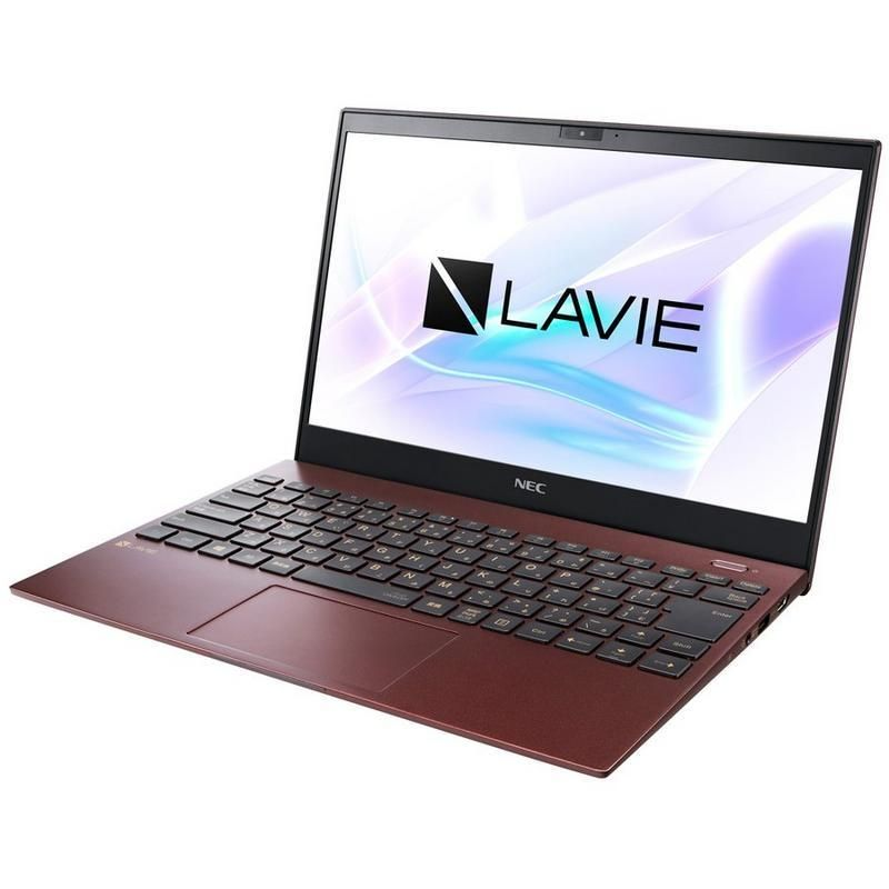 LAVIE Pro Mobile PM750/BAR PC-PM750BAR クラシックボルドー