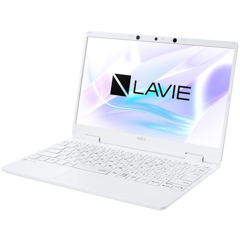 LAVIE N12 N1255/BAW PC-N1255BAW パールホワイト